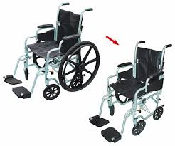 pollywog wheel transport chair