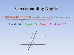 Same Side Interior Definition Angles And Parallel Lines Ppt Video Online Download