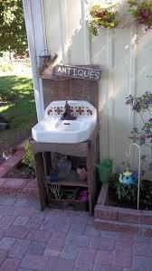 Diy Outdoor Sink Station by Outdoor Sink Station No Plumbing Best Sink Decoration