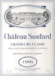 learn about chateau soutard st 1996 château soutard bordeaux libournais st émilion