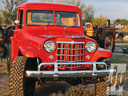 willys jeep lifted oldwillysforum news