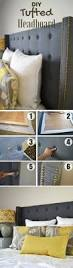 Homemade Headboards Ideas by 15 Easy Diy Headboard Ideas You Should Try Diy Fabric Headboard