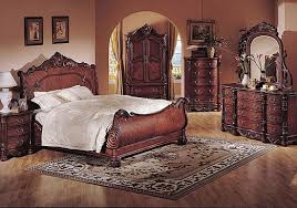 Bedroom Decorating Ideas With Sleigh Bed Modern Traditional Bedroom Design Photo 1 Of 7 Oak Bedroom
