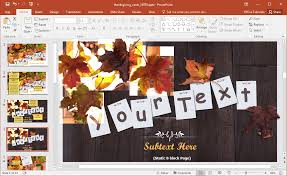 thanksgiving card templates animated thanksgiving powerpoint template