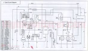 buyang atv 50 wiring diagram only 0 01