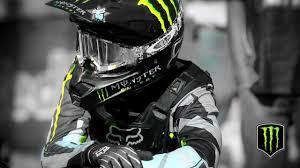 monster helmet motocross monster army featured athlete video thomas covington youtube