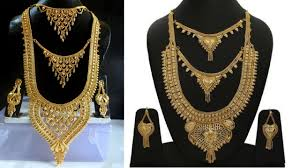 gold haram sets bridal gold haram set designs with weight price
