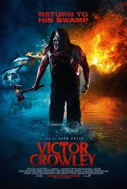 victor crowley emerges with a brand new poster and official