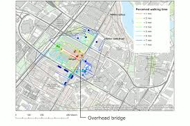 Map Radius Tool Engaging Mobility U2013 Future Cities Laboratory Singapore Eth Centre
