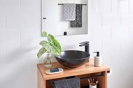 Inexpensive Bathroom Updates 8 Low Cost Bathroom Updates Home Beautiful Magazine Australia