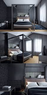 these dark bedrooms will put you in a dream like state