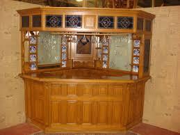 Oak Bar Cabinet Absolutely Ideas Liquor Bar Furniture Amazing Decoration Corner