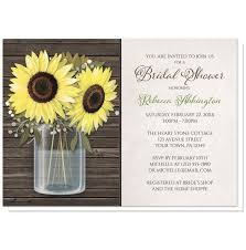 rustic bridal shower invitations wood jar rustic bridal shower invitations at artistically