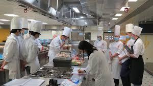 restauration cuisine lundi 25 février 2013 1ère journée de tp en cuisine et