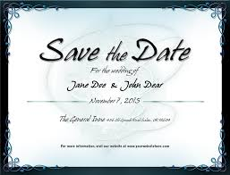 save the date emails wedding save the date template 1 by mikallica on deviantart