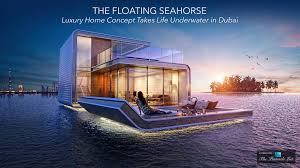 Bill Gates House Interior Pics by The Floating Seahorse U2013 Luxury Home Concept Takes Life Underwater