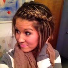 Frisuren Schulterlanges Haar Flechten by Kurze Haare Flechten Sicherlich Geht Das 14 Sehr Schöne
