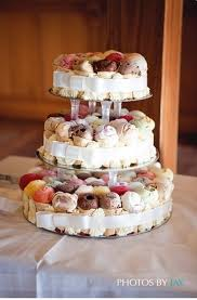 cheap wedding cake picture of cheap and cool wedding cake alternatives
