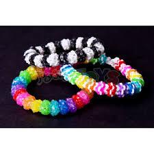 bracelet rainbow looms images Rainbow loom gumdrop bracelet design tutorial and template jpg