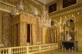 chambre versailles vue intérieure des appartements du roi chambre de louis xiv