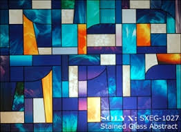Decorative Window Film Stained Glass Decorative Window Film Options All American Window Tinting