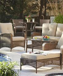 10 Piece Patio Furniture Set - amazon com cosco outdoor 3 piece high top bistro lakewood ranch