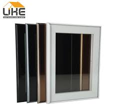 aluminum glass kitchen cabinet doors item small order acceptable silver white black chamgne color aluminum frame kitchen cabinet glass doors