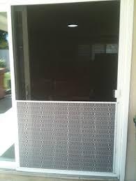 Screen For Patio Door Patio Door Screen Repair Glass West