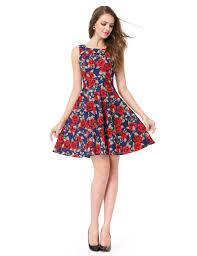 05488nr simple fashion round neck short casual dress ever pretty
