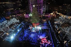 photos 2014 rockefeller center christmas tree lighting 98 7fm