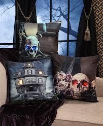lighted halloween pillows ltd commodities