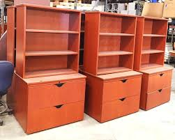 Mission Style File Cabinet File Cabinet Bookshelf Lateral Filing Bookcase With Drawer