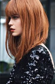 long inverted bob hairstyle with bangs photos photo gallery of long inverted bob haircuts with bangs viewing 3
