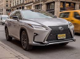 lexus silver 2017 rx 350 review business insider