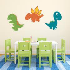 dinosaur decals stephen edward graphics dinosaur set wall decal
