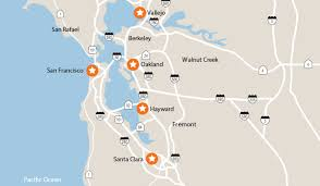 kaiser san jose facility map locations kaiser permanente northern california residency program