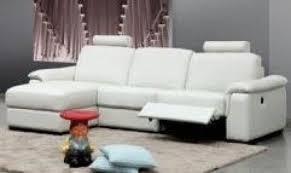 White Leather Recliner Sofa Set White Leather Recliner Sofa Uk Brokeasshome Com