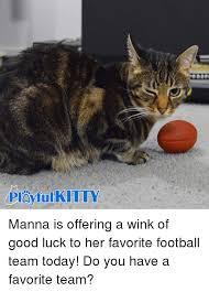 Good Luck Cat Meme - good luck kitty meme social media la