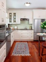 Wood Floor Kitchen by Best 25 Cherry Floors Ideas On Pinterest Cherry Wood Floors