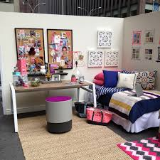 dorm room color schemes and home decors inspirations picture