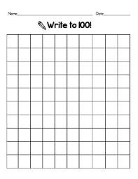 printable hundreds chart free blank 100 chart free printable chart and students