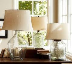 17 best fillable lamps images on pinterest glass table lamps
