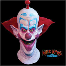 clown halloween masks killer klowns from outer space slim mask mad about horror