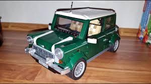 lego mini cooper engine lego creator mini cooper 10242 auspacken und zusammenbauen