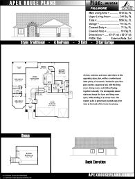 3 Car Garage Dimensions Floor Plans U2014 Arbors Subdivision