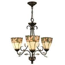 hanging a chandelier springdale lighting crystal leaf 3 light antique bronze hanging