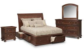 King Bedroom Set With Mattress Queen Size Comforter Sets Acme 21266ek Kofi 4pcs Black Pu King