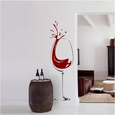 high style wall decals wine glass splash 2 wine glass splash 2 this wonderful wall decal