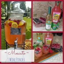mother u0027s day moscato wine punch mommy juice crafty u0026 delish