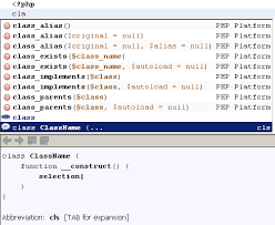 kumpulan tutorial java netbeans code templates in netbeans ide for php tutorial